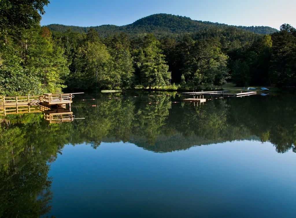 Camp Dixie Lake